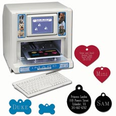dog tag engraving machine top security seals dog laser engraving